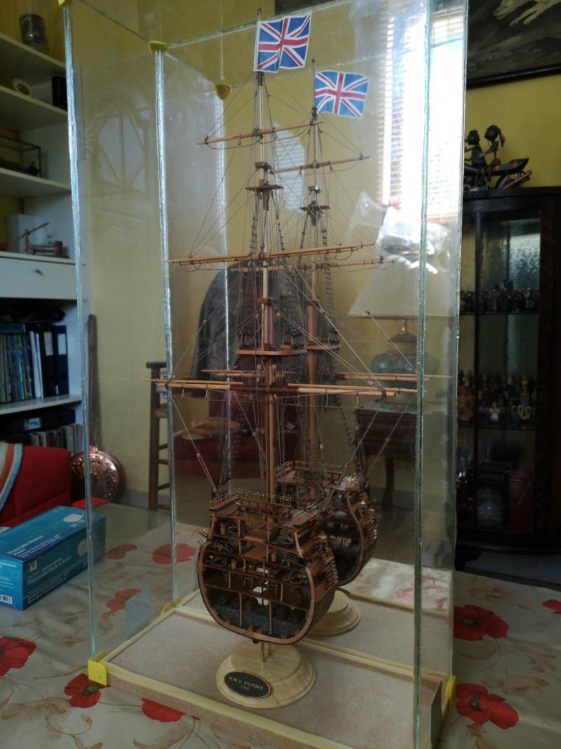 Coupe HMS Victory (Corel 1/98°) de Deydier Pierre Img_2071