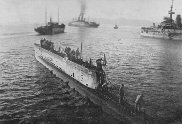 sous marin MARIOTTE de 1911 Mariot12