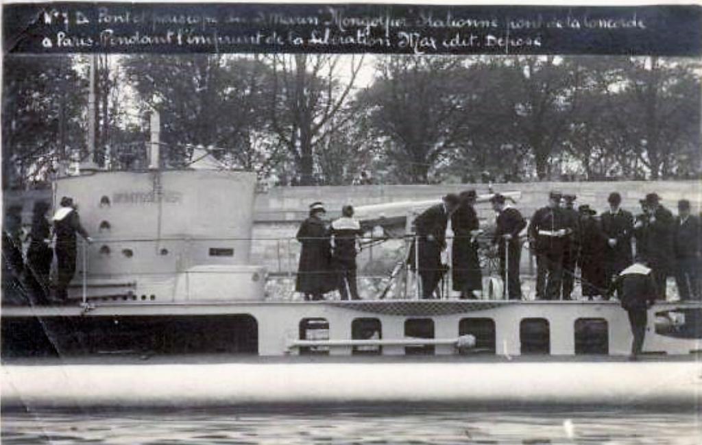 Sous-marin Montgolfier   Montgo10