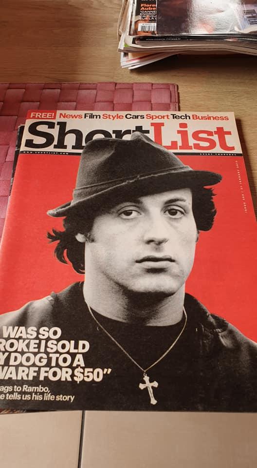 échange magazine sly 68727910