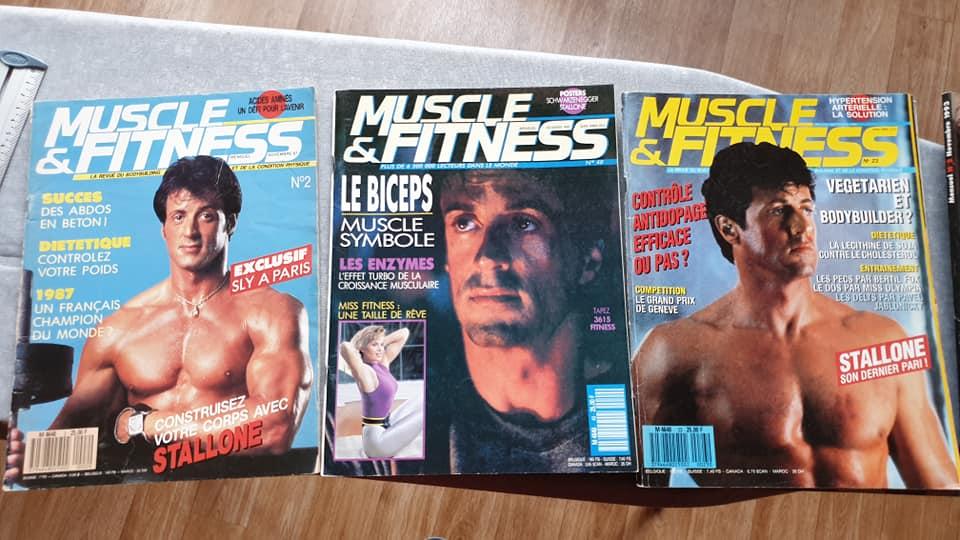 échange magazine sly 69203610