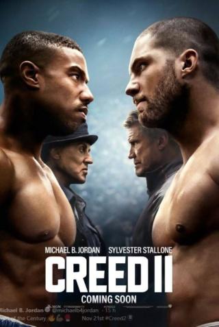 BOX OFFICE CREED II Creed-11