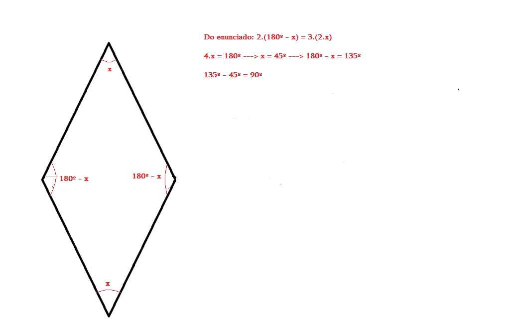 Geometria- ITA adaptado Losang12