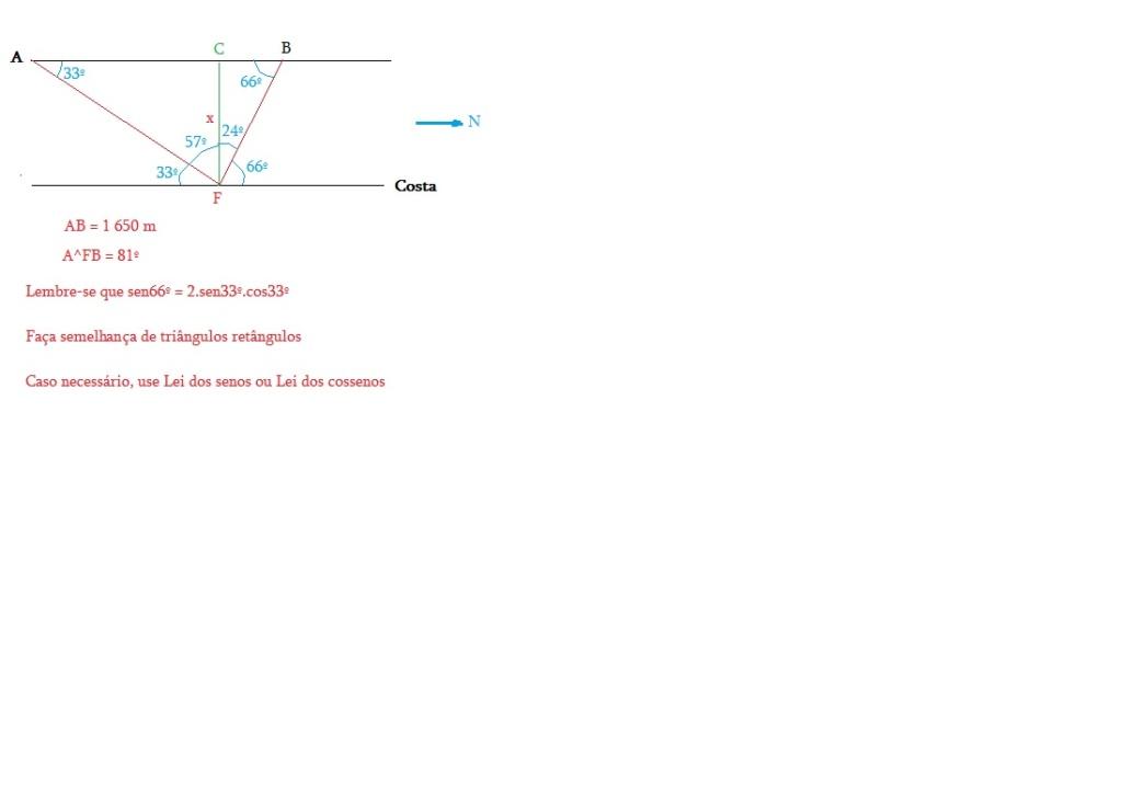 função logarítmica  Navio10