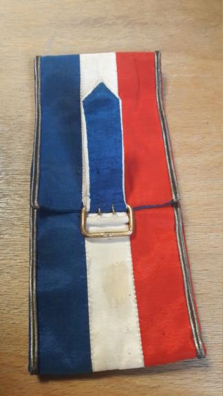 Brassar de bras français etat major  15718110