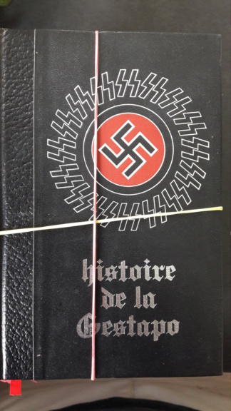 Livres histoire de la gestapo  20190817