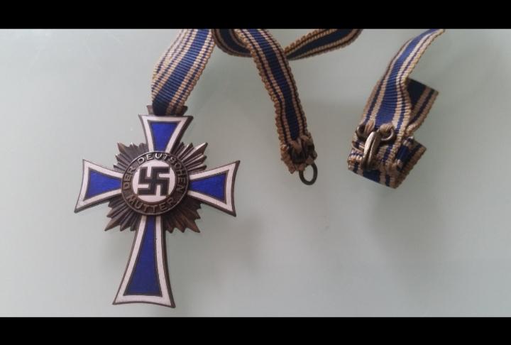 Medaille mère allemandes  20200710