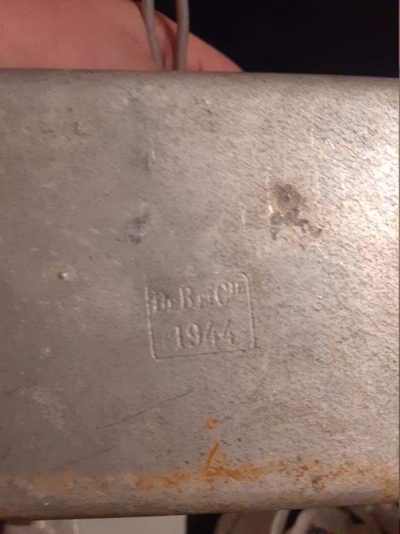 Decouverte de grenier 20201212