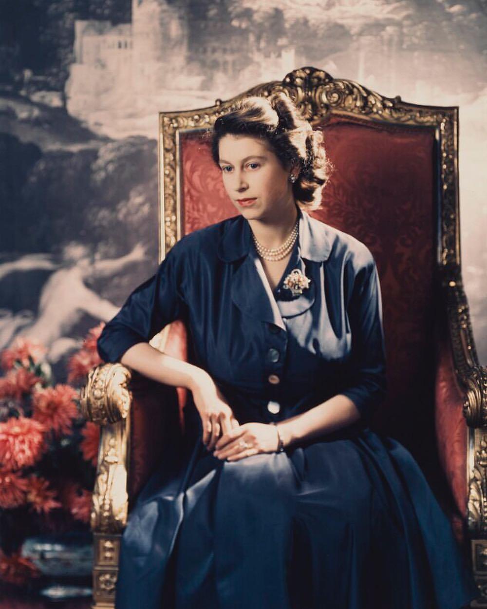 Isabel II, Reina de Gran Bretaña e Irlanda del Norte - Página 13 57618510