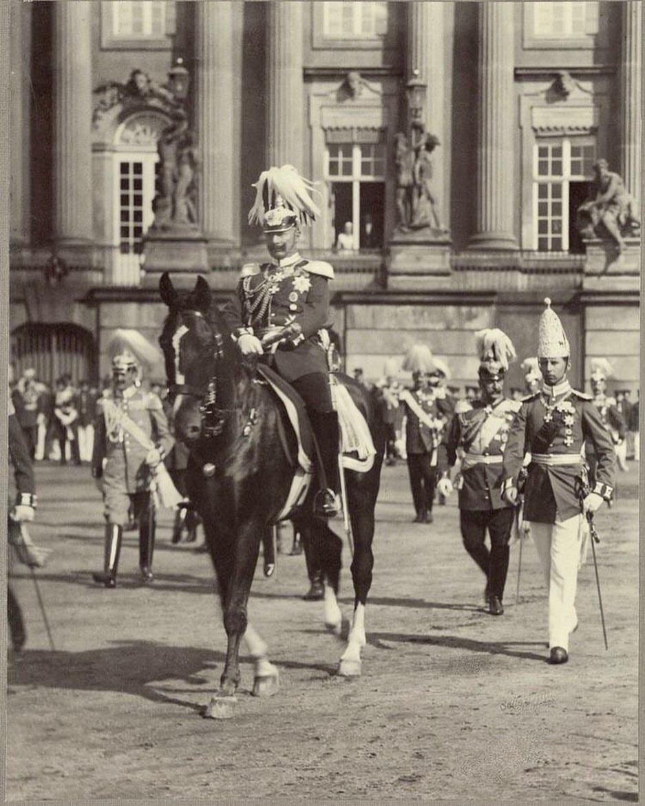 Casa Real de Prusia e Imperial de Alemania - Página 10 68949210