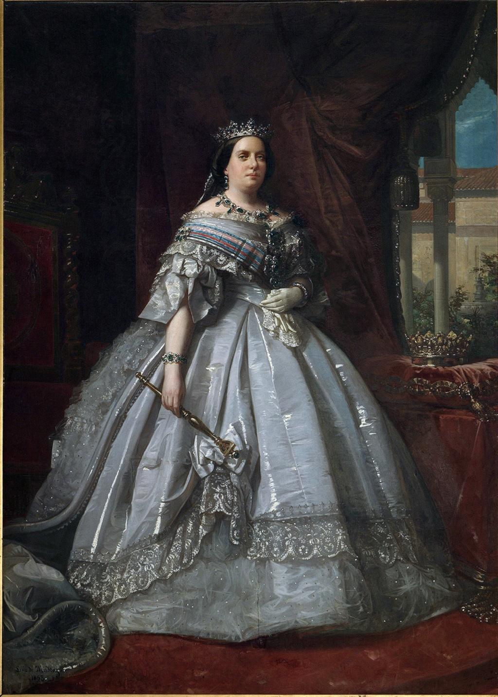 Isabel II de España - Página 4 Isabel11