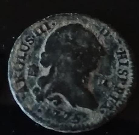 2 Maravedís Carlos III (Segovia 1775) 212