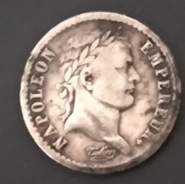 Francia, 1/2 Franco de plata de 1808. Ceca de París  Img-2064
