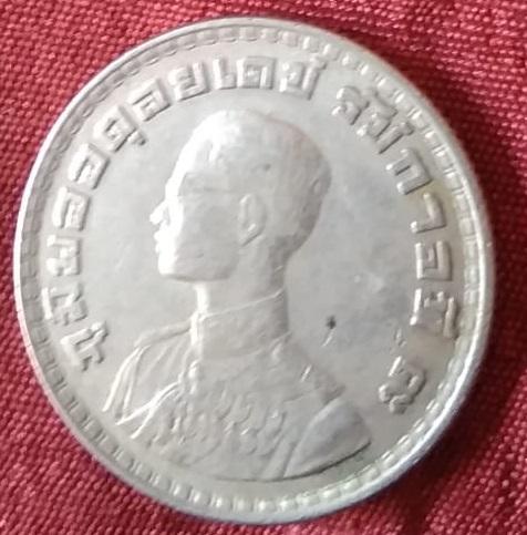 Tailandia, 1 Baht de 1962 Img-2119