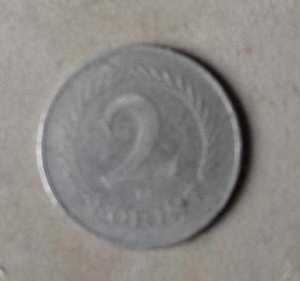 Hungría, 2 Forint de 1962 Img-2148