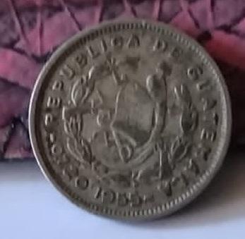 Guatemala, 5 Centavos de 1955 Img-2195