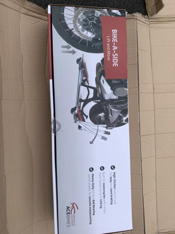 """retour expérience """"Bike a side"""" chariot de rangement moto Img_1011"""
