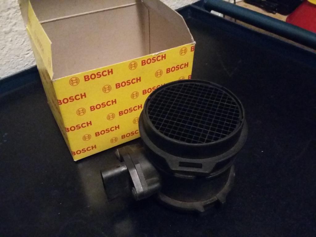 (VENDO) MAF sensor Bosch original (motores V8) 20181013