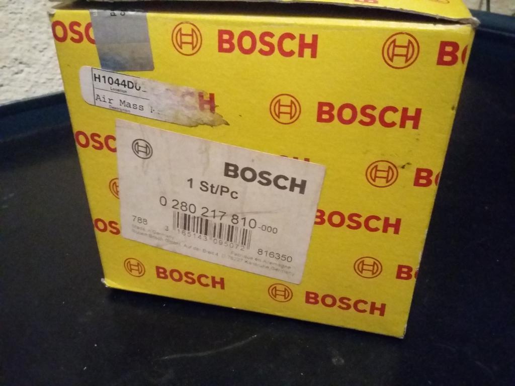 (VENDO) MAF sensor Bosch original (motores V8) 20181014