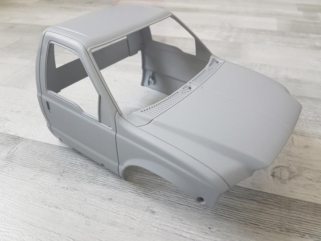 Projet Ford F350 20190516