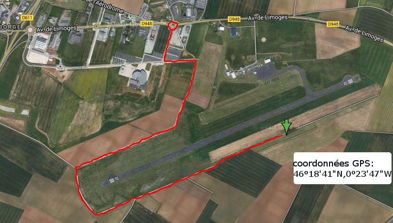 plan - Plan d'accès Acczos10