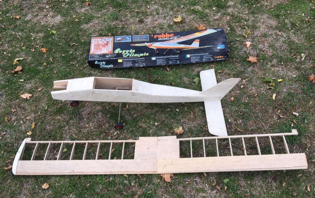 avion - le Coyote, futur avion-école Coyote10