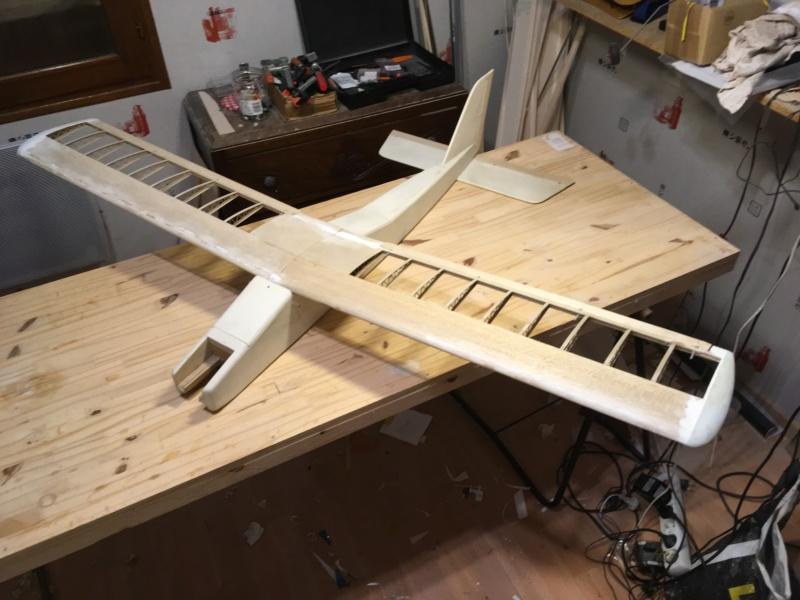 le Coyote, futur avion-école Coyote11