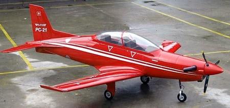 Pilatus PC-21 Esmpc210