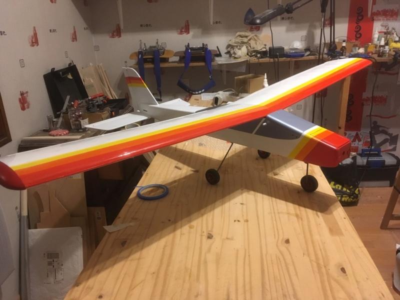 le Coyote, futur avion-école Img_0110