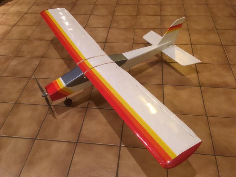 avion - le Coyote, futur avion-école Img_0116