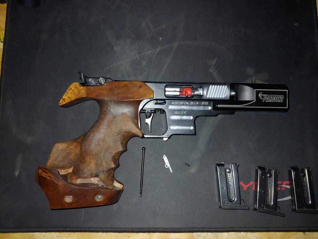 SOLD Pardini SP New Model $1950 03142010