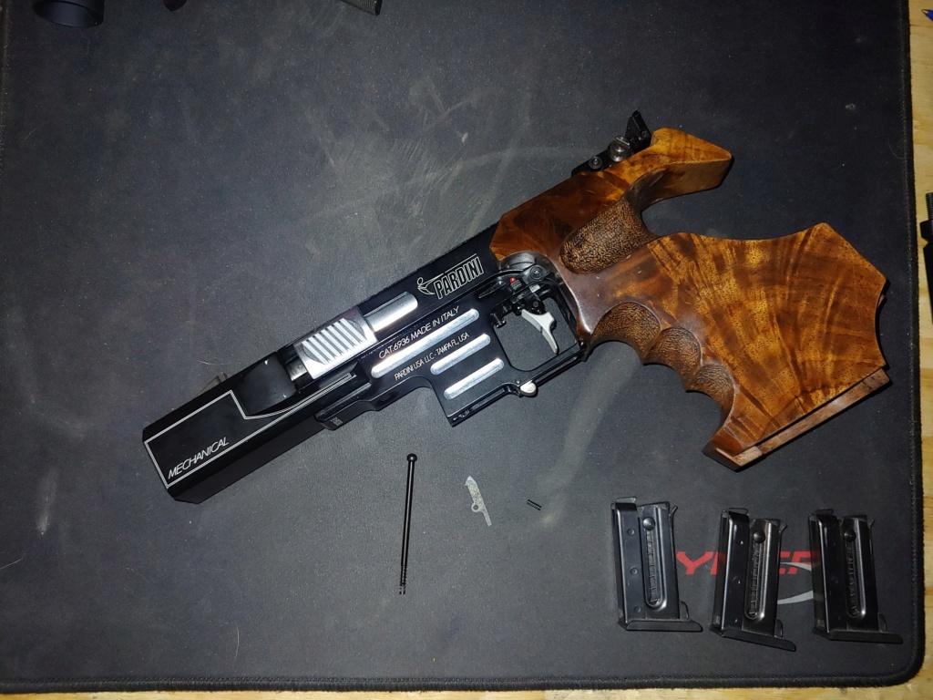 SOLD Pardini SP New Model $1950 03142011
