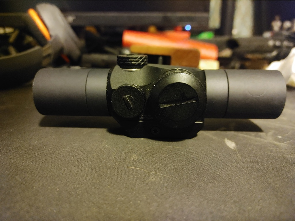 SPF Primary Arms Micro dot 10162013