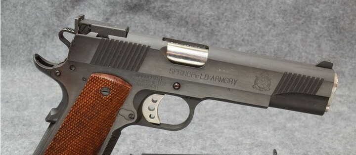 SOLD WTS Springfield Trophy Match Upper 10436110
