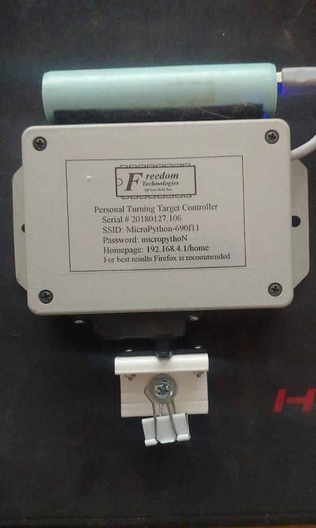 SPF. Freedom Tech. Turning Target Screen10