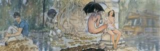 Tableaux de peintres - Page 5 Manara10