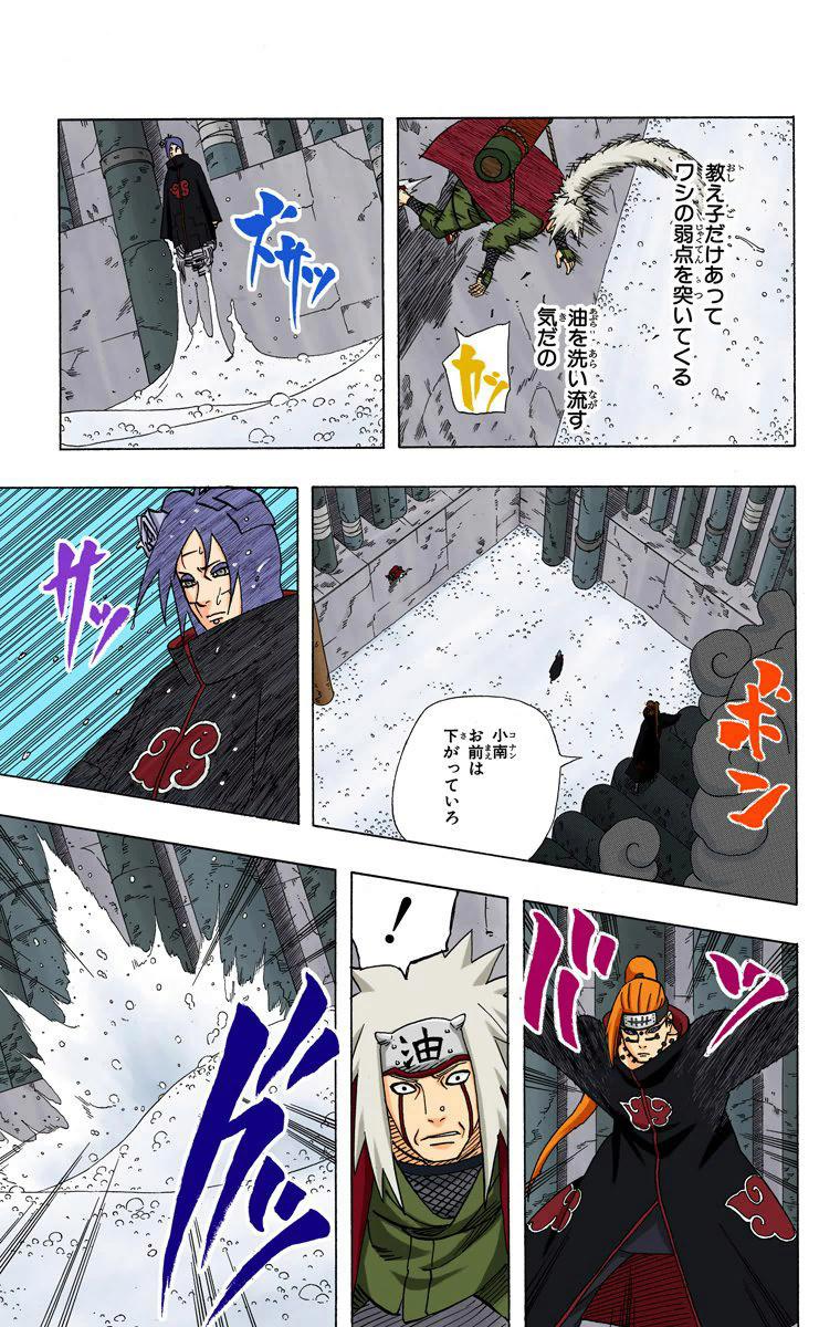 Chikushodo sozinho está acima da liga intermediária da Akatsuki? 08012