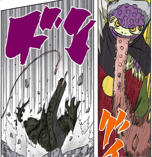 Kabuto é superior ao Jiraiya? Venha aqui é conte-me mais sobre isso 12011