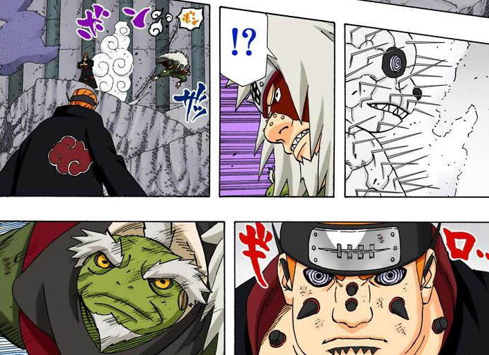 Jiraiya vs Minato - Página 4 14910