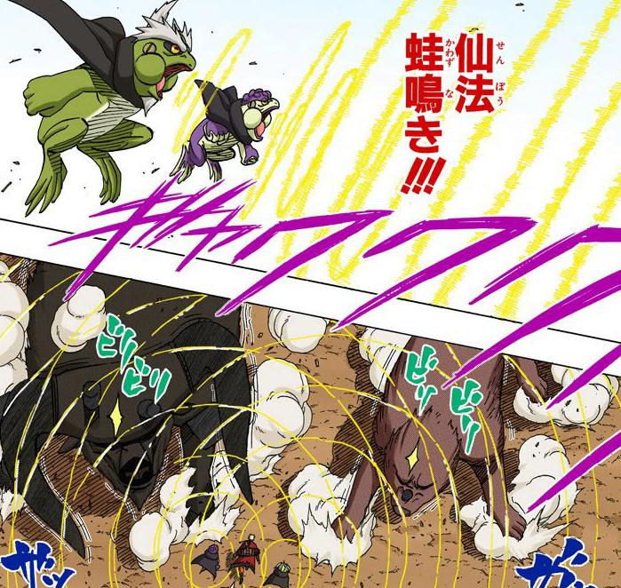 Kabuto é superior ao Jiraiya? Venha aqui é conte-me mais sobre isso 16112