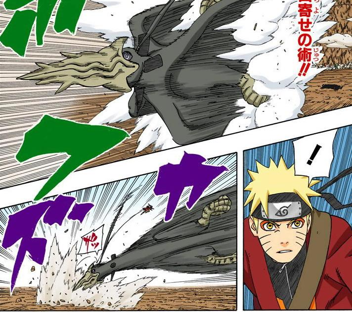 No cerco que Jiraiya estava contra Pain... Qual seria o desempenho destes? - Página 3 17912