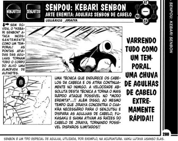 Kebari Senbon: Um Senjutsu altamente subestimado. 280-se10