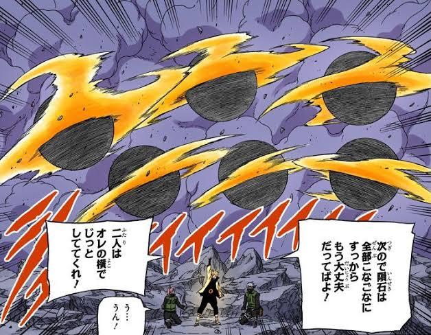 Naruto Hokage vs Hashirama  - Página 3 Images22