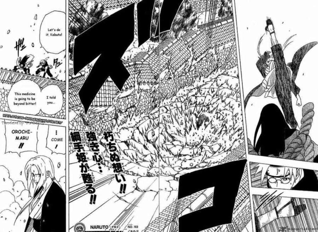 Jiraiya vs Tsunade, Shizune + 5 Anbus - Página 3 Main-q10