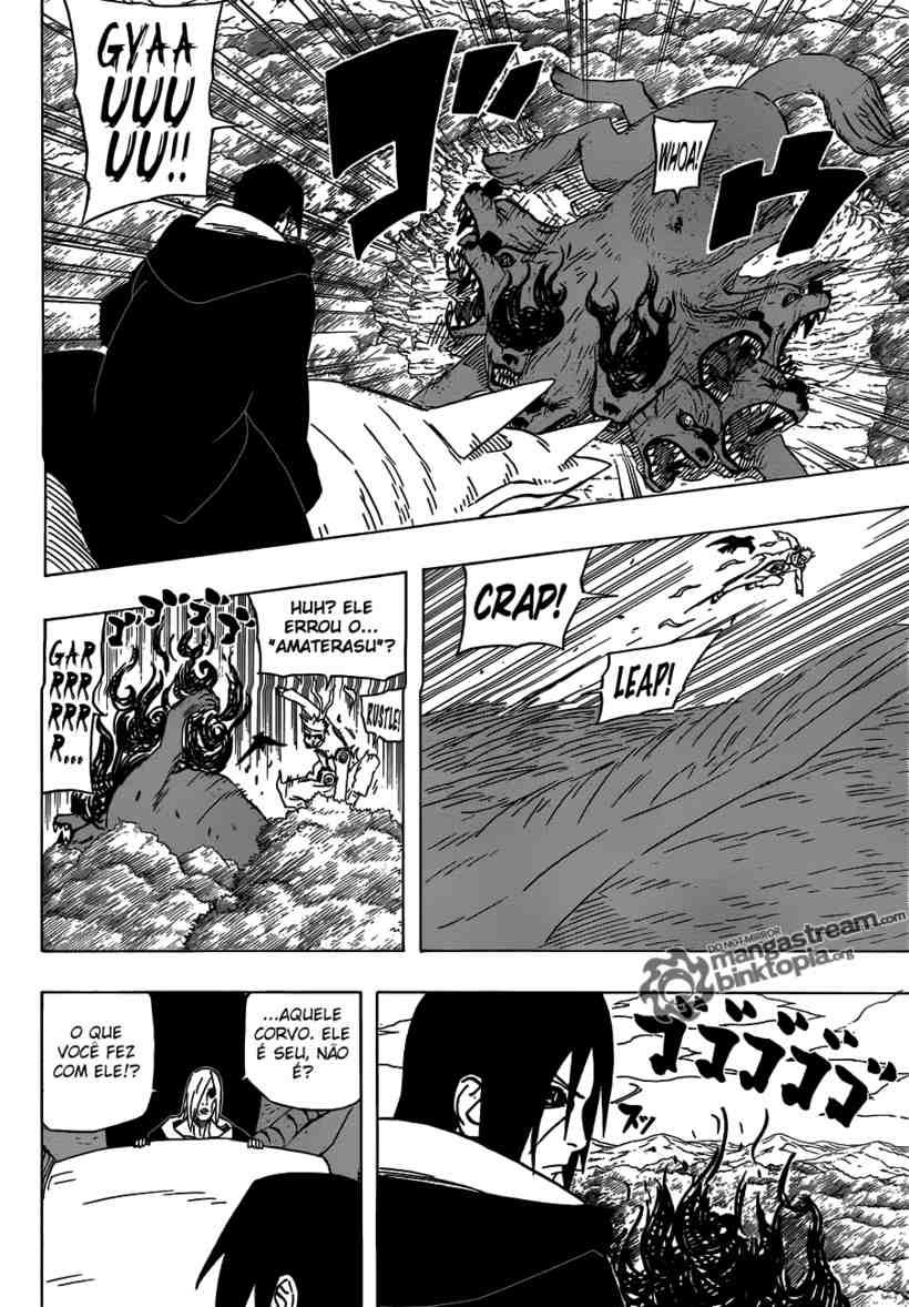 Kisame vs Sasuke FMS Narut171