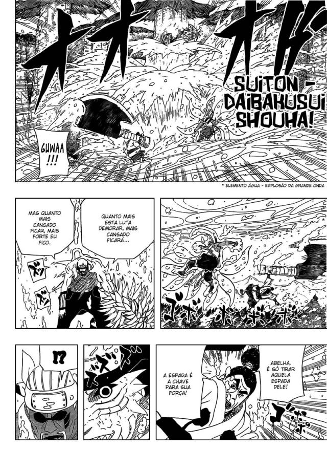 Kisame vs Sasuke FMS Narut172