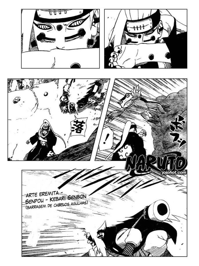 Jiraiya vs Minato Narut303