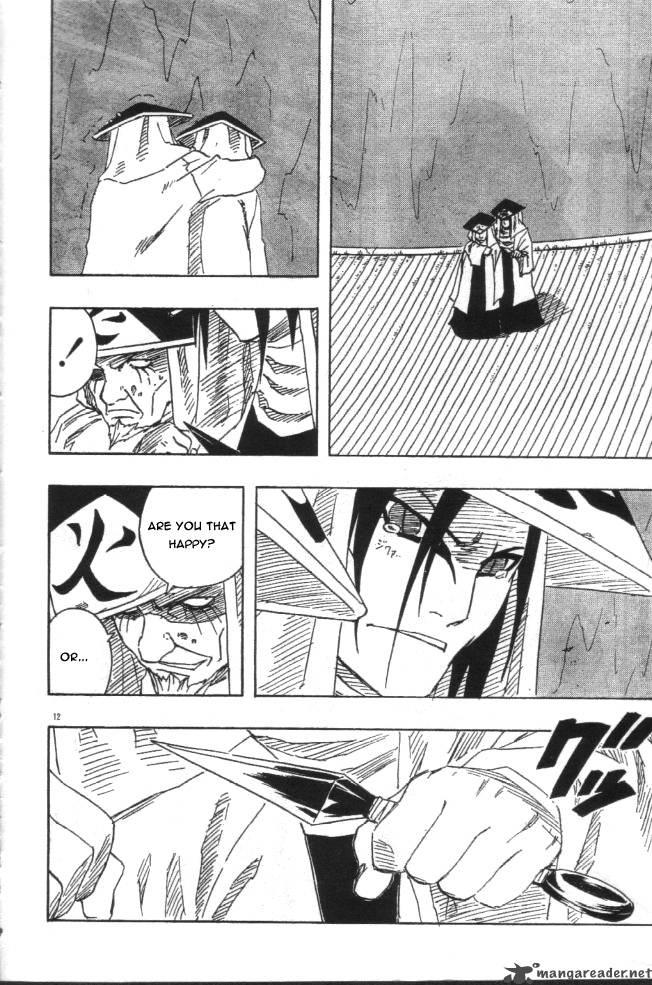 Você sabia que Tobirama foi deixado a beira da morte em uma batalha 2x2 contra Kinkaku e Ginkaku? Narut393