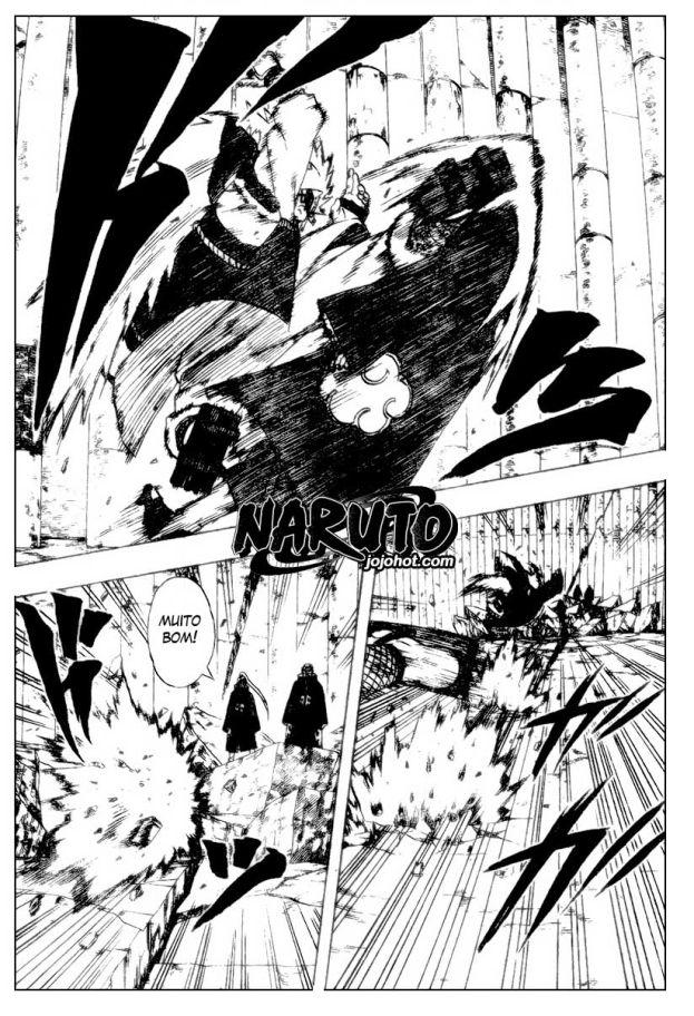 Jiraya vs Itachi (Edo) Narut431