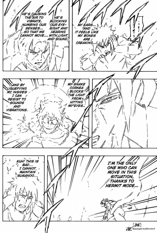 Itachi vs Jiraiya  Narut446